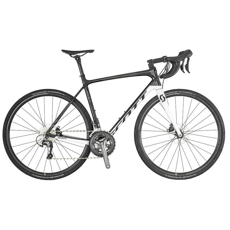 Scott - Bicicleta de Ruta 700c Addict Carbón