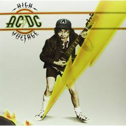 AC/DC HIGH VOLTAGE VINILO