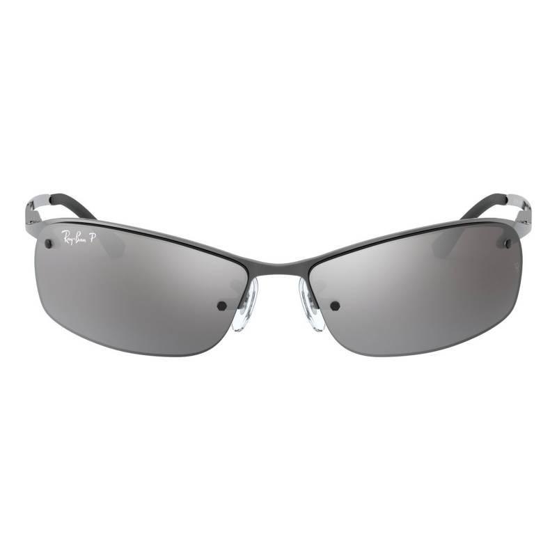 Ray-Ban - Gafas de Sol Ray-Ban Gunmetal Grey Polarizado RB3183