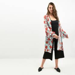 Lobo Rosa - Kimono Mujer Lobo Rosa