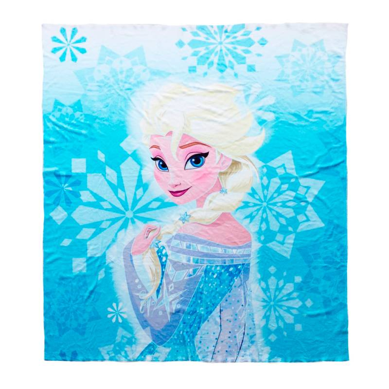 Frozen - Manta Poliéster 120 x 140 cm Elsa Frozen