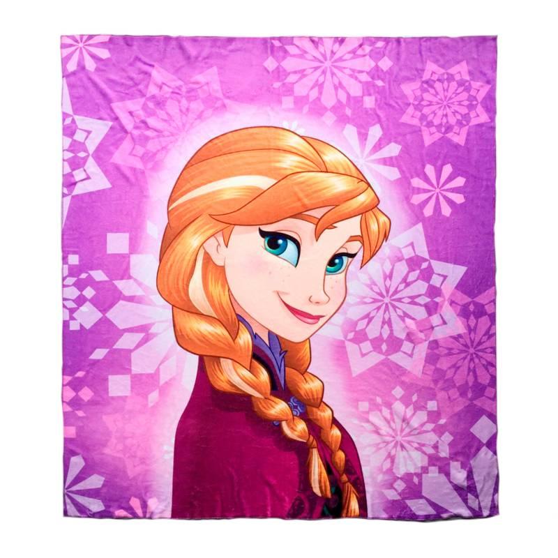 Frozen - Manta Poliéster 120 x 140 cm Anna