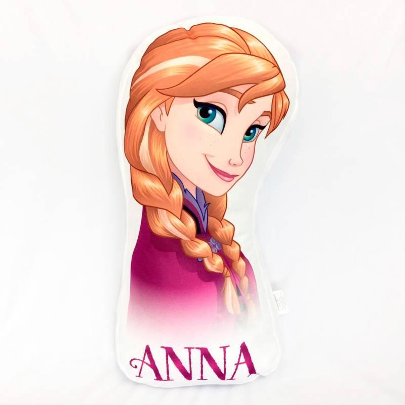 Frozen - Cojín Anna 21 x 44 cm