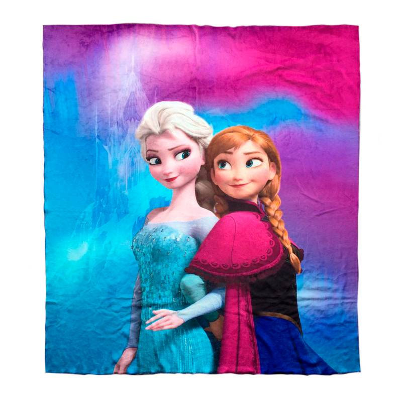 Disney Frozen - Manta Hermanas 3D Frozen