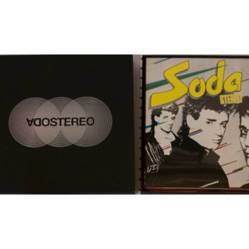 King Pieces - Soda stereo caja negra (vinilo x 7)