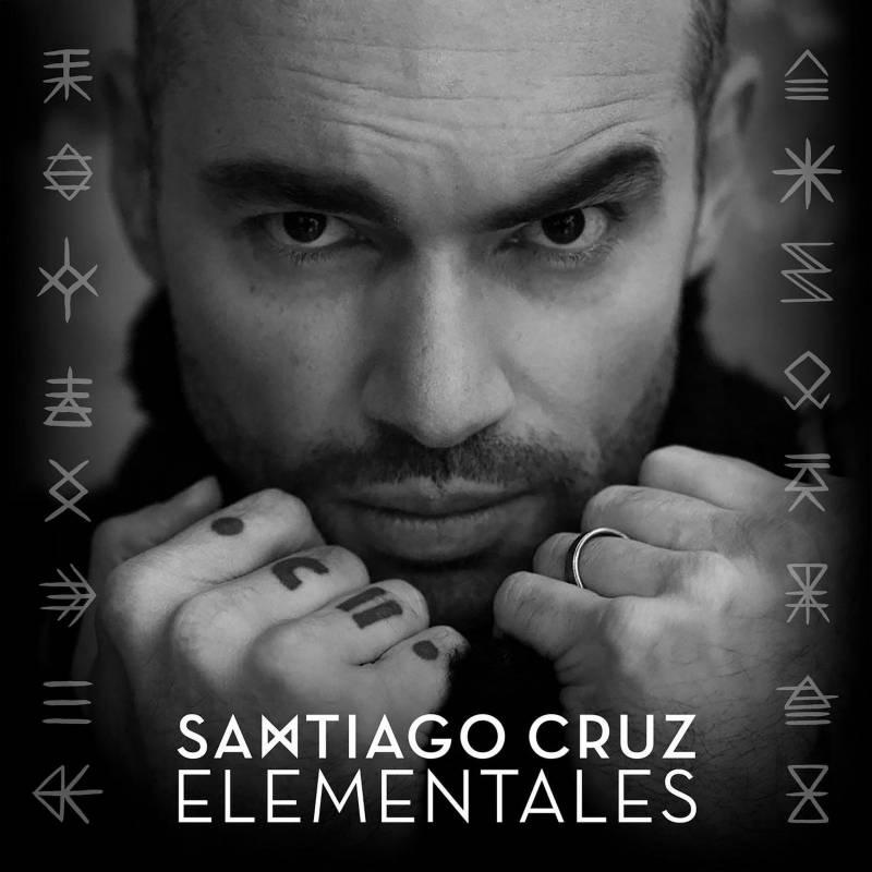 King Pieces - Santiago cruz elementales (vinilo)