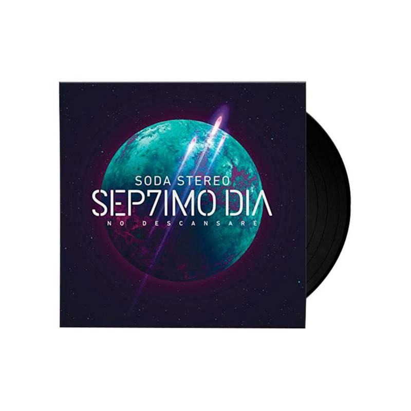 King Pieces - Soda stereo sep7imo dia (vinilo)