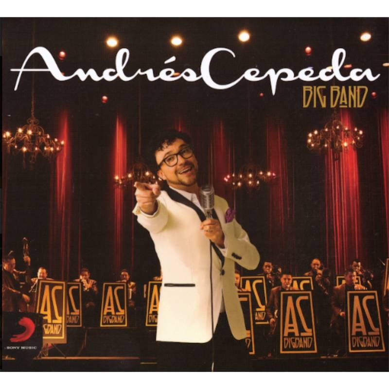 King Pieces - Andrescepeda big band (vinilo)