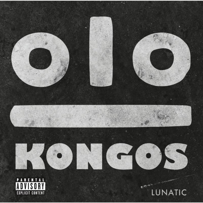 King Pieces - Kongos lunatic (vinilo)