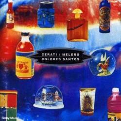 King Pieces - Cerati - melero colores santos(vinilo)