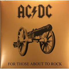 Elite Entretenimiento - AC/DC for those about to rock vinilo