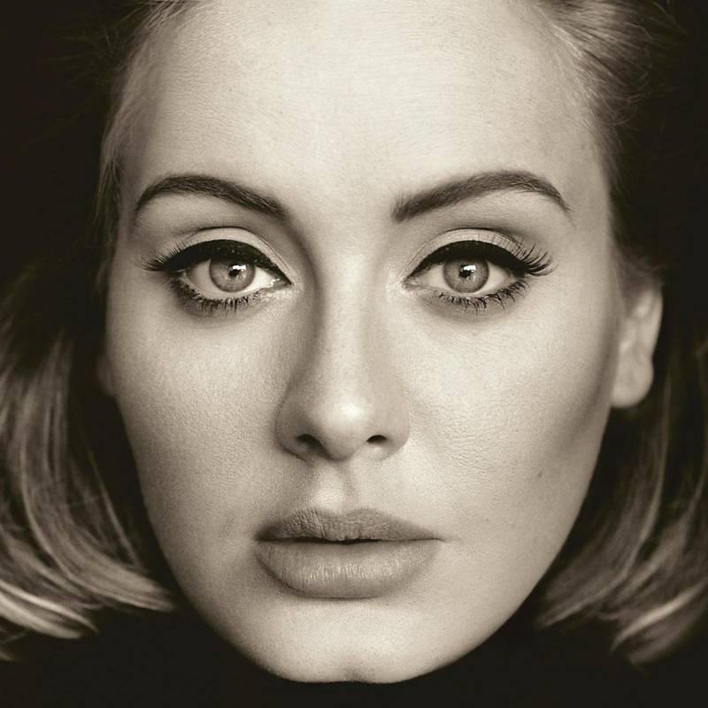 King Pieces - Adele 25 (vinilo)