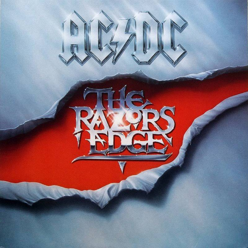 King Pieces - AC/DC the razors edge (vinilo)