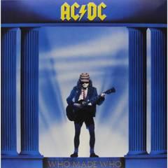 Elite Entretenimiento - AC/DC who made who vinilo