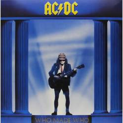 King Pieces - AC/DC who made who vinilo