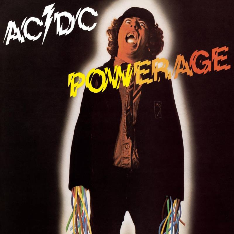 King Pieces - AC/DC powerage vinilo