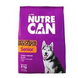 NUTRECAN - Nutrecan senior x 8 kg