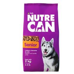NUTRECAN - Nutrecan senior x 2 kg