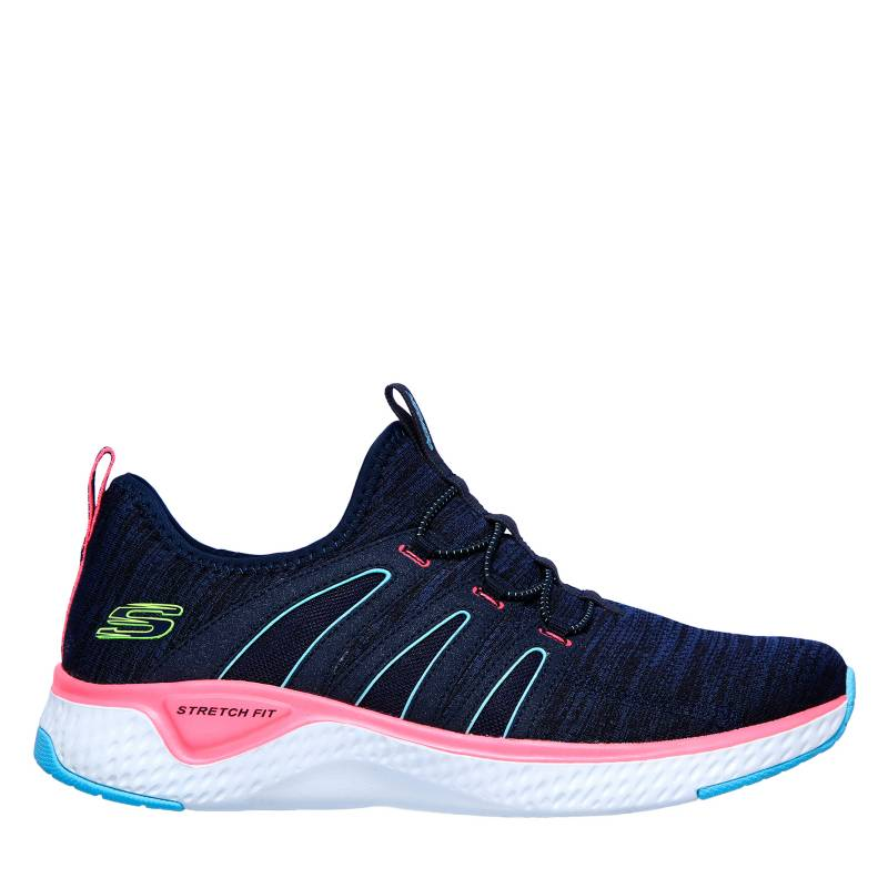 Skechers - Tenis Skechers Mujer Training Solar Fuse - Electric Pulse