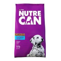 NUTRECAN - Nutrecan cachorros razas medianas y grandes x 16kg