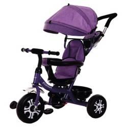Prinsel - Triciclo Sun 360 Purple