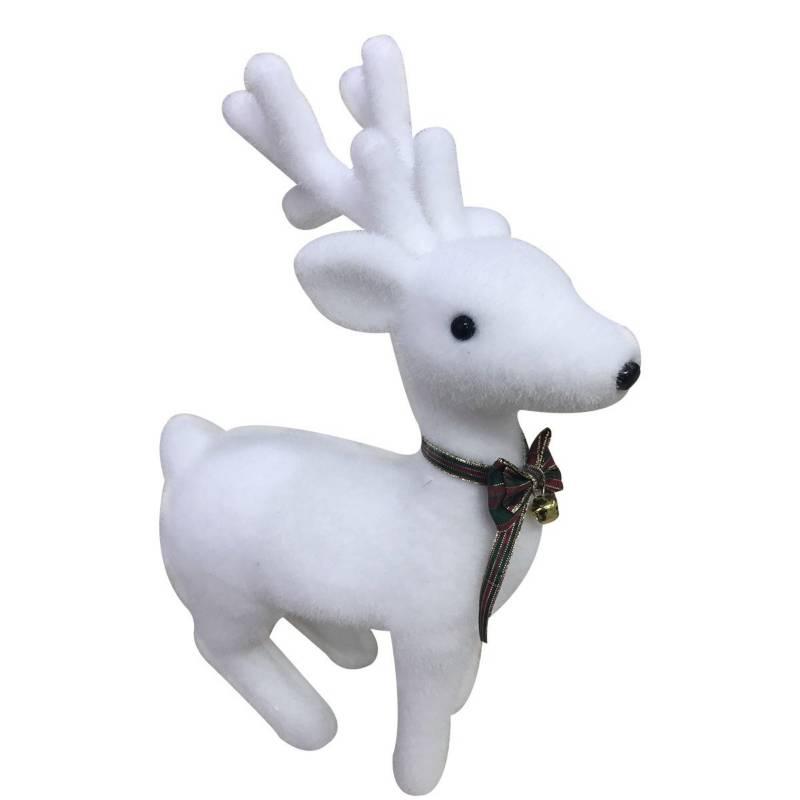 Orquidea - Mini bambi parado 40 cm navidad