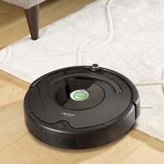 IRobot - Aspiradora robot iRobot Roomba 671 con conexión Wi-Fi