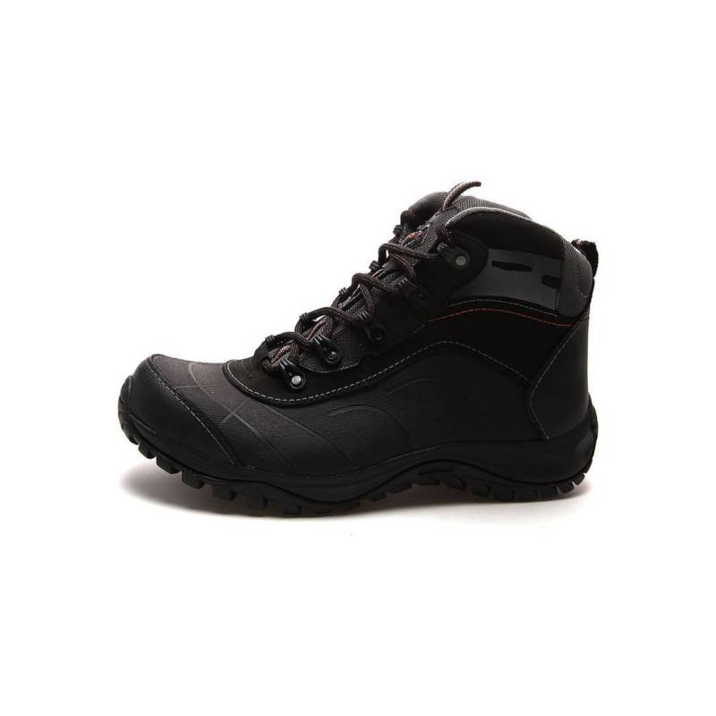 San Polos - Bota Hiking para Hombre 3262 Negra