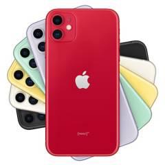 Apple - iPhone 11 64 gb con cargador y audífonos