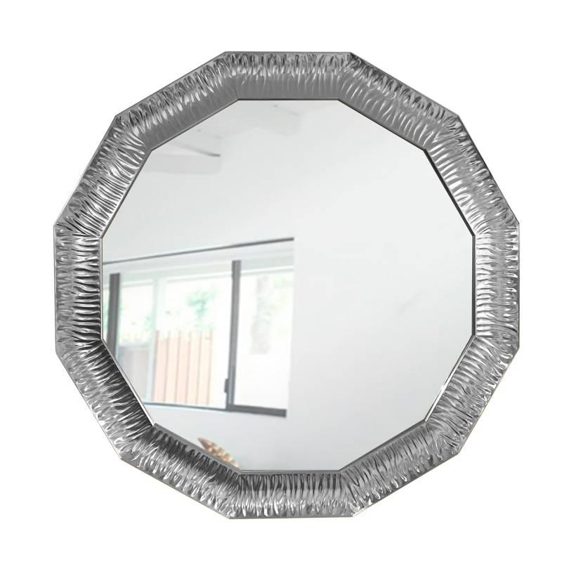 Sándalo - Espejo Moldura Plateado