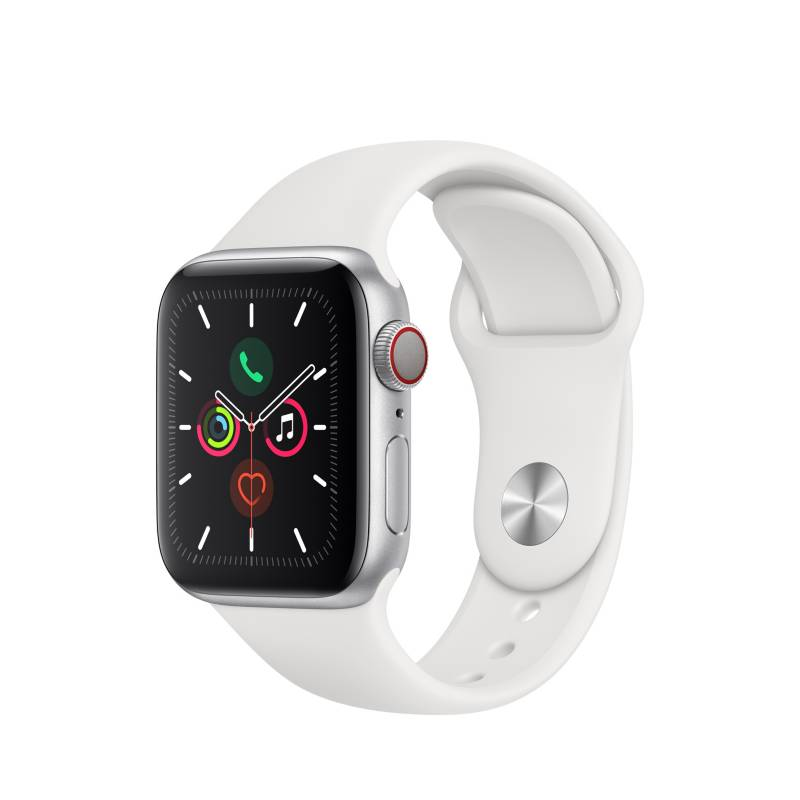 Apple - Apple Watch Series S5 40mm Cellular