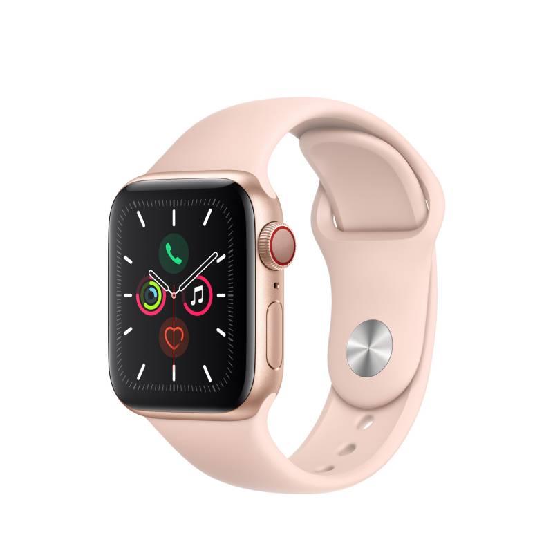 Apple - Apple Watch Series S5 40mm Cellular