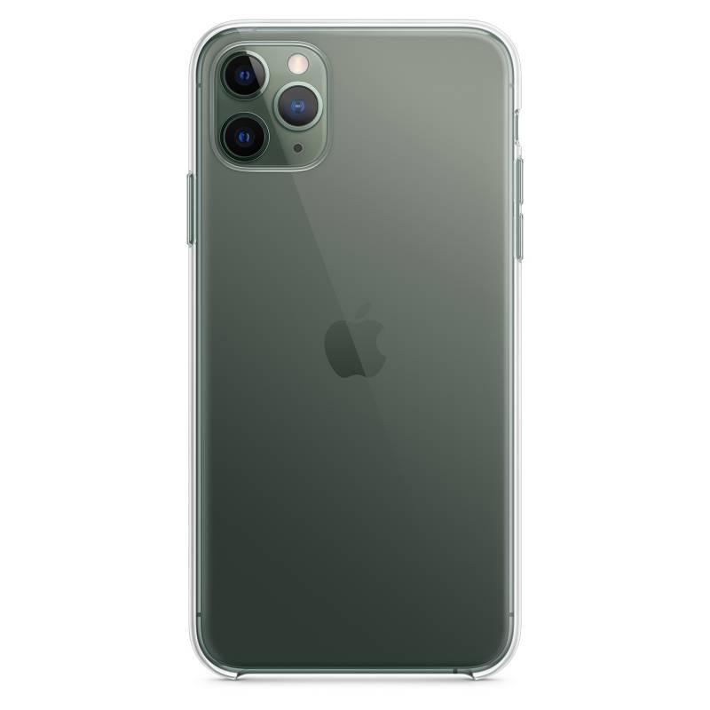 Apple - Funda transparente  iPhone11 ProMax