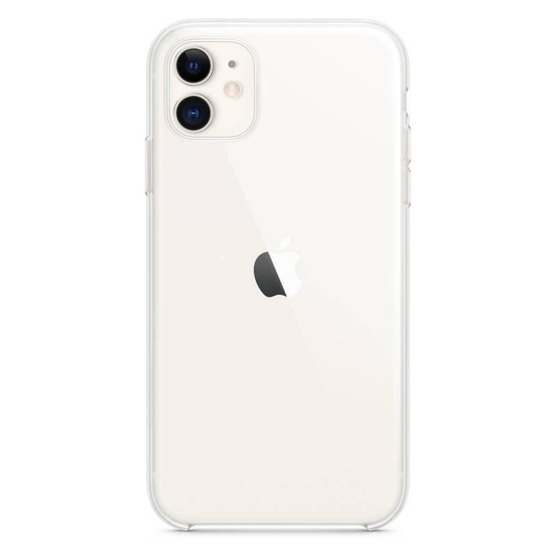 Apple - Funda transparente iPhone11