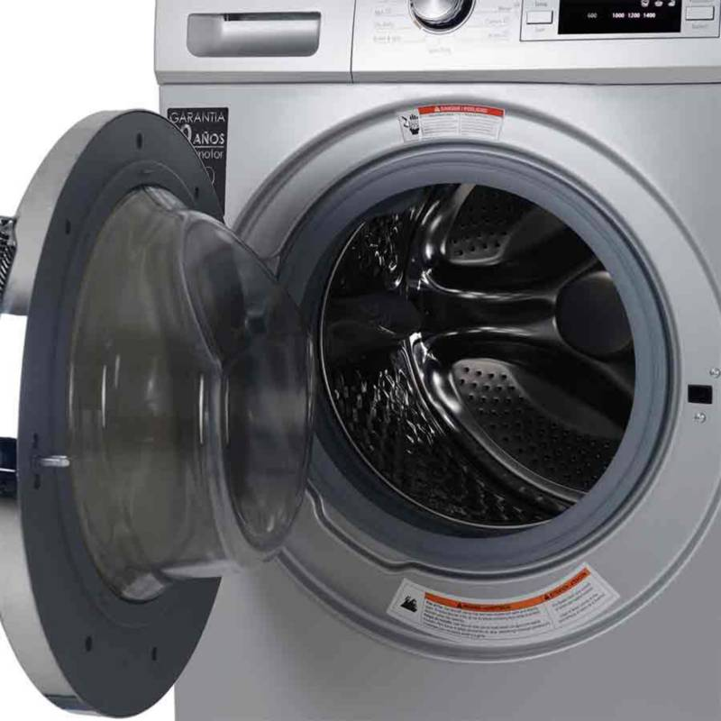 Challenger - Lavadora secadora Challenger CW-8012SI