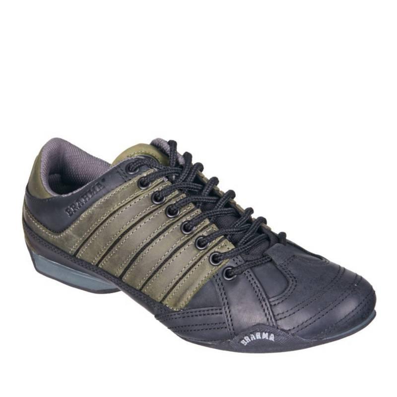 Brahma - Zapatos Brahma Negro Kt1453neg