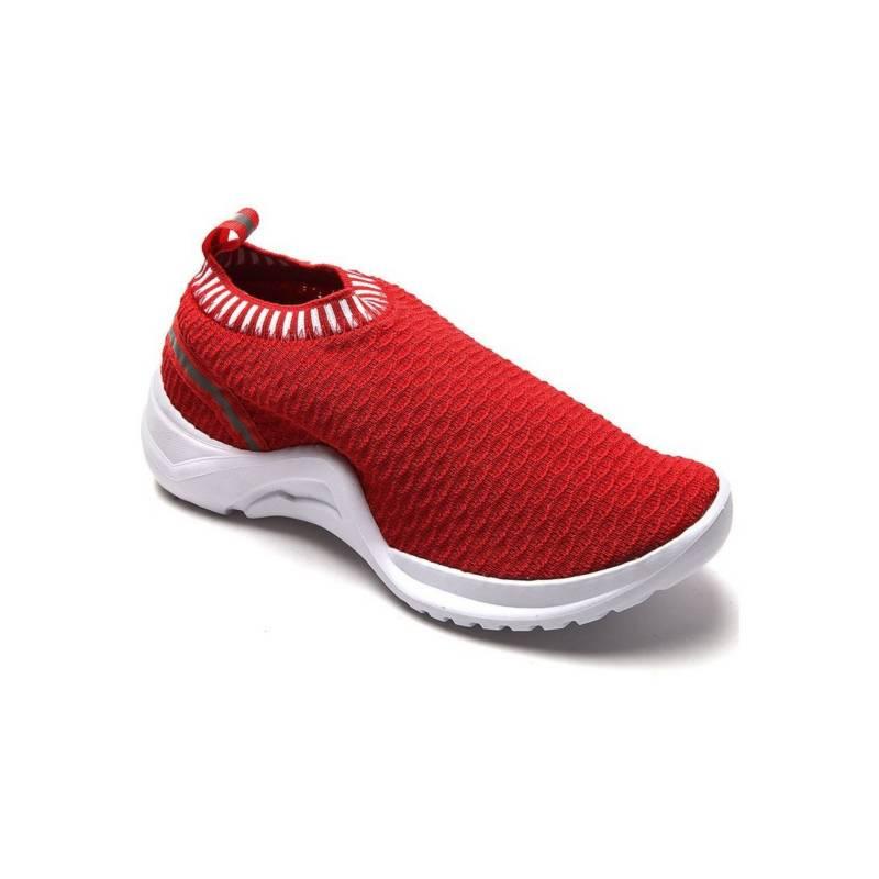 Tellenzi - Tenis Moda Dama Rojo Tellenzi 1048