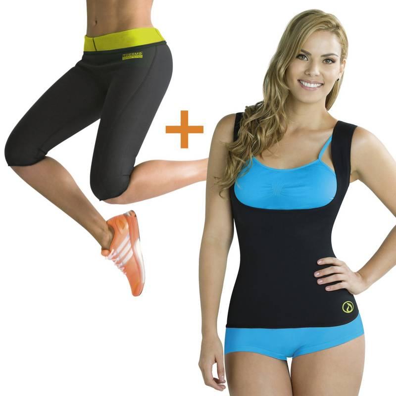 THERMO SHAPERS - Esqueleto y Pantalón deportivo para mujer
