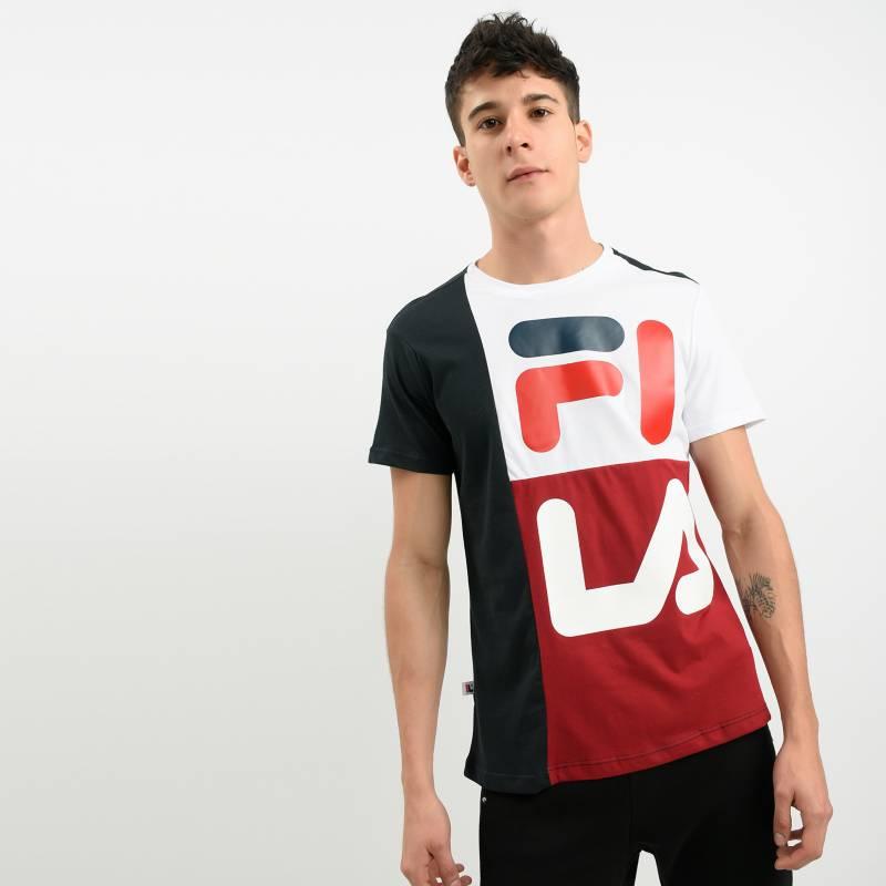 Fila - Camiseta Hombre Manga Corta Fila