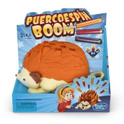 Hasbro Games - Puercoespín Boom