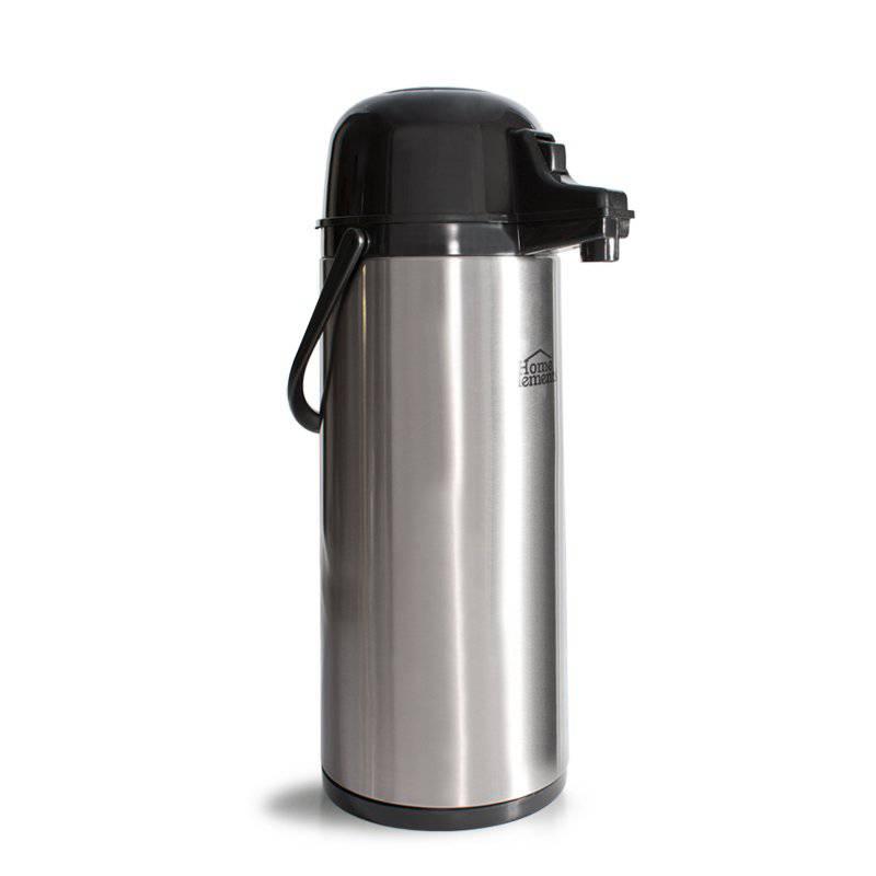 Home Elements - Termo bomba Home elements de 1,9 litros acero inox