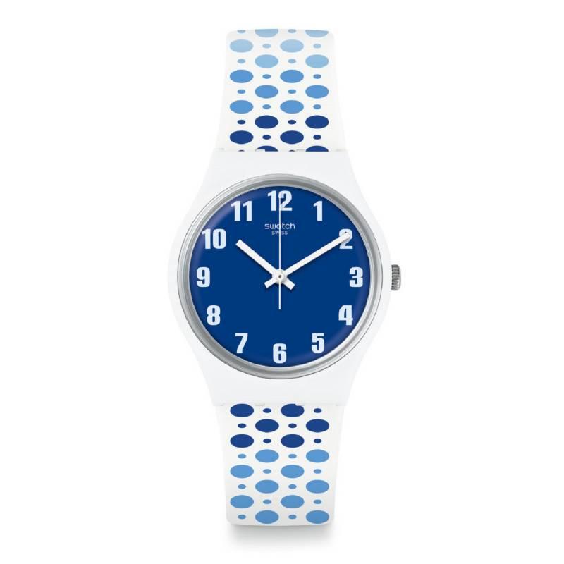 Swatch - Reloj Mujer Swatch Paveblue GW201