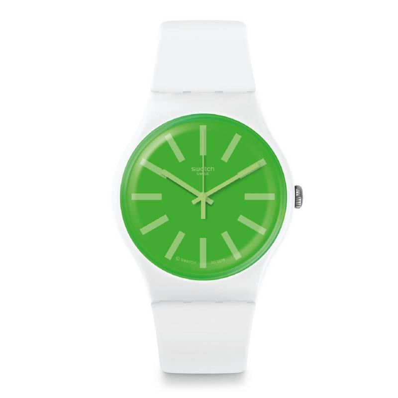 Swatch - Reloj Unisex Swatch Grassneon SUOW166