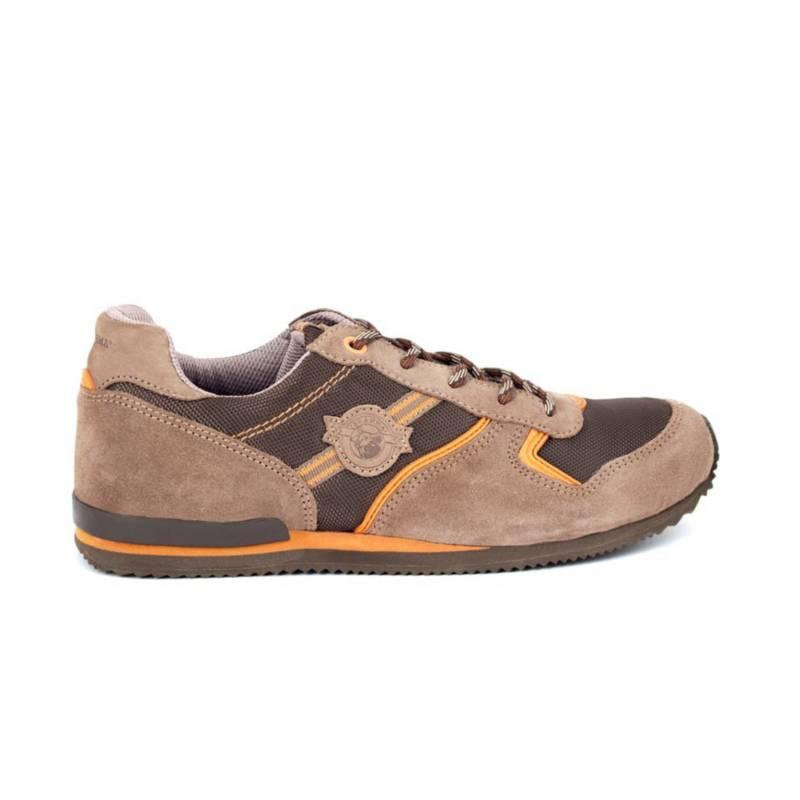 Brahma - Zapatos brahma hombre casual tl2588cnr café