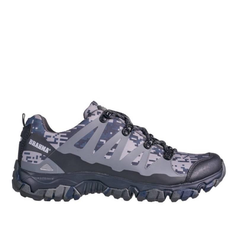 Brahma - Zapatos brahma azul tf2795cma