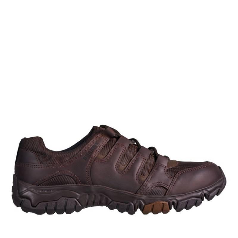 Brahma - Zapatos Brahma Marron TF2784MAO