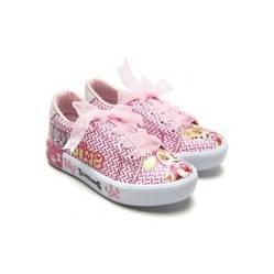 Zapato Moda Infantil Rosa Tellenzi 620