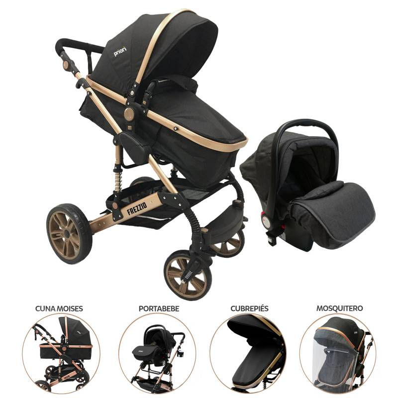 Priori - Coche Travel System Frezzio