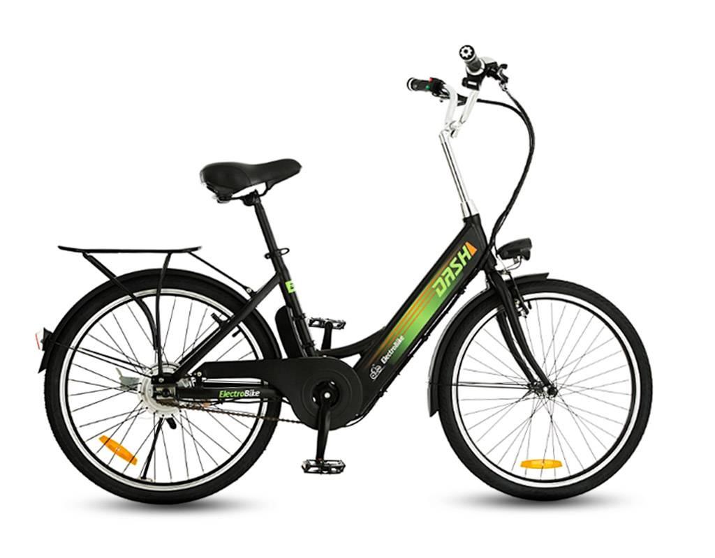 Electrobike - Bicicleta Eléctrica Electrobike Dash 2019 24 Pulgadas