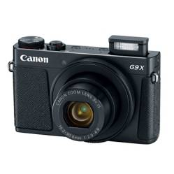 Canon - Cámara semiprofesional Canon Powershot  G9X1 20MP